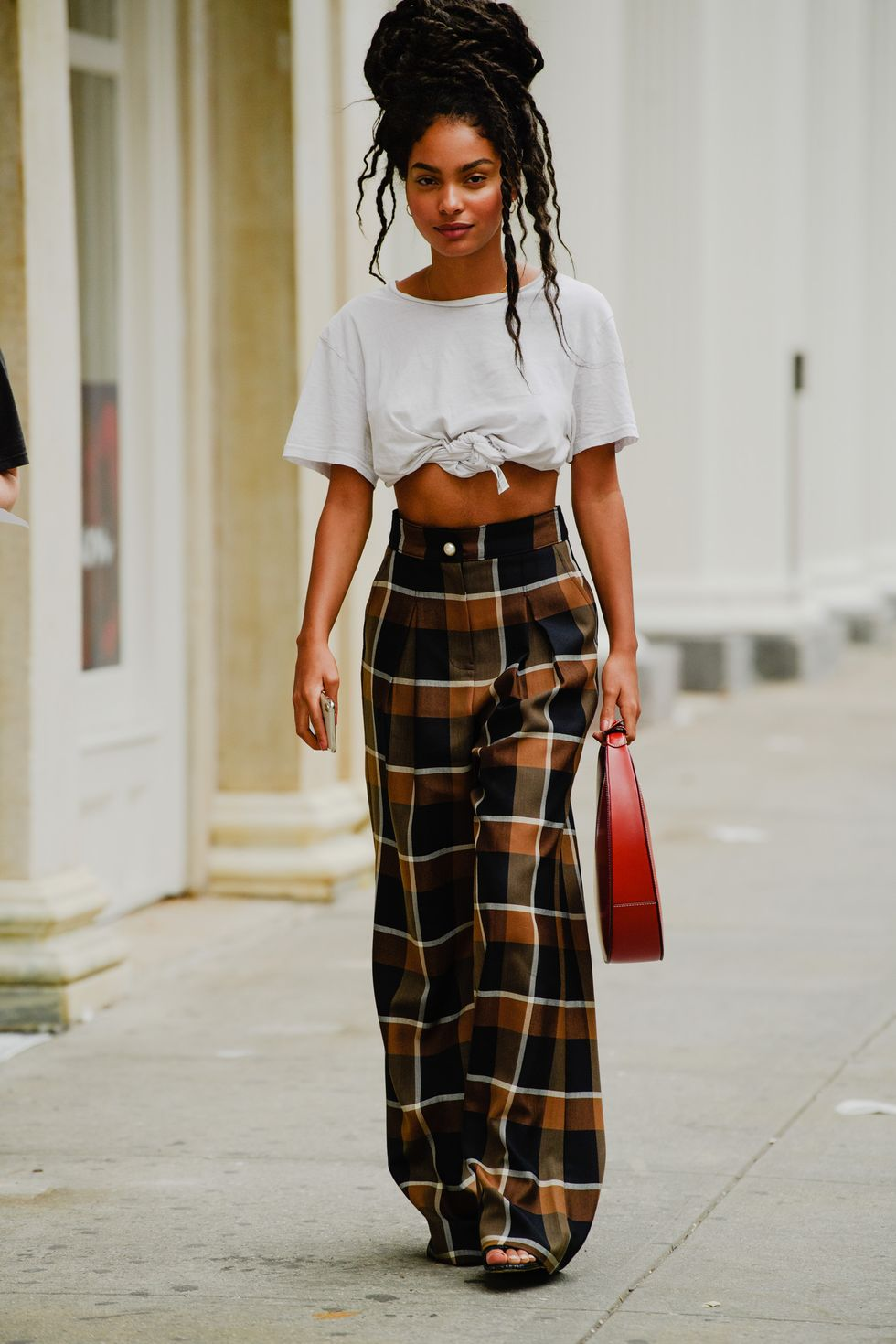 The Coolest New York Fashion Week Street Style Looks