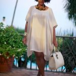 The Elegant White In Plus Size