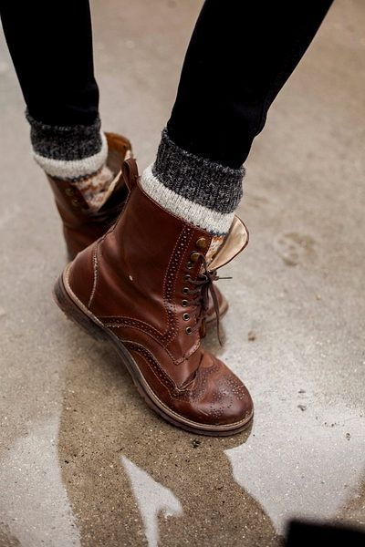 The Freestone Boots, Sweet & Rugged boots