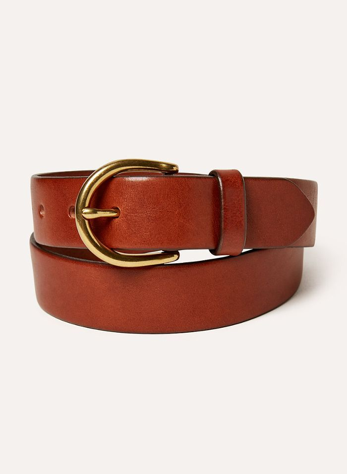 The Most Timeless Belt Style You Need in Your Wardrobe