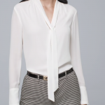 The Range: Tie Neck Blouses | The Work Edit by Capitol Hill Style