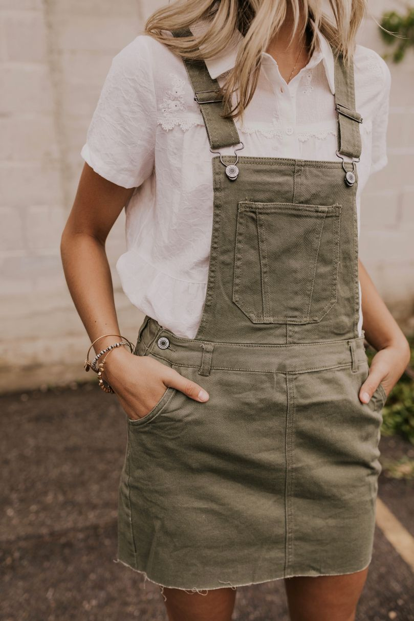 The Rockie Overalls