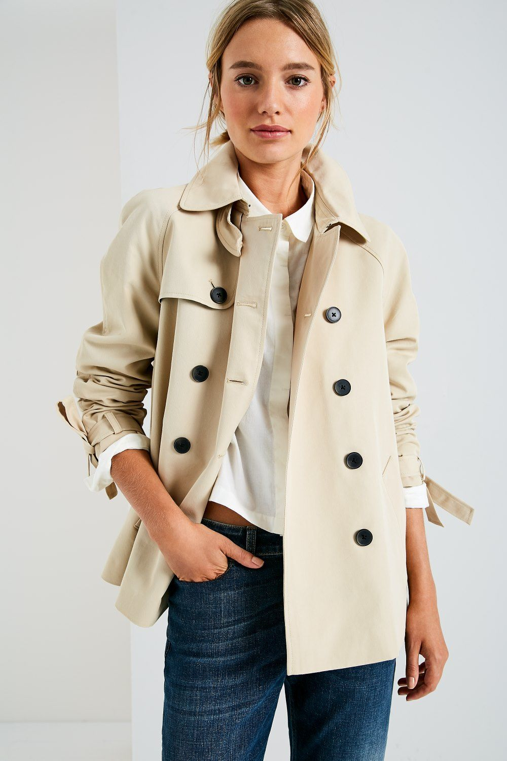 The trench coat is a statement staple that belongs in every wardrobe, and here's why.