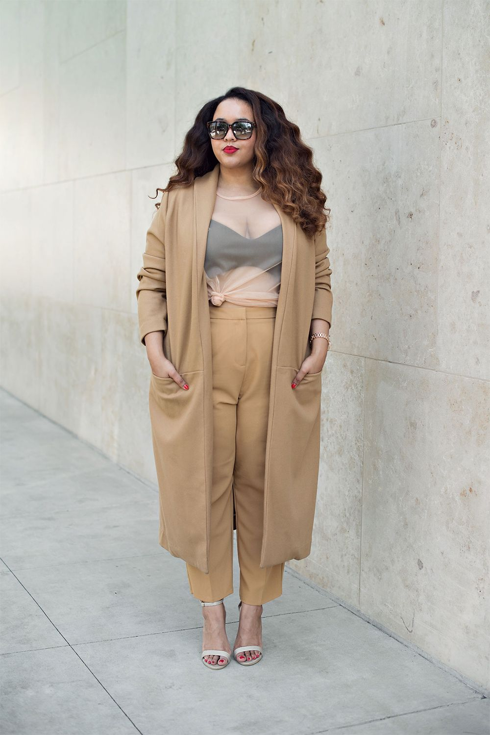 These Plus-Size Fashion Bloggers Are Revolutionizing the Style Game