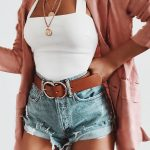 These elevated basics will carry you through summer. A crisp white square neck b...