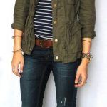 Today's Everyday Fashion: Military Jacket, 12 Ways