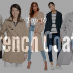 Top 10 Trench Coats for Spring