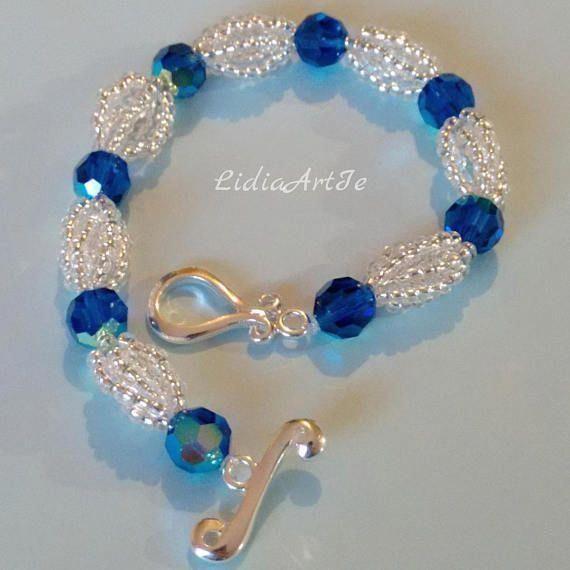 Topaz Flower Engagement Ring 14K White Gold Flower Engagement Ring Topaz Ring with Sapphires & Diamonds – Fine Jewelry Ideas