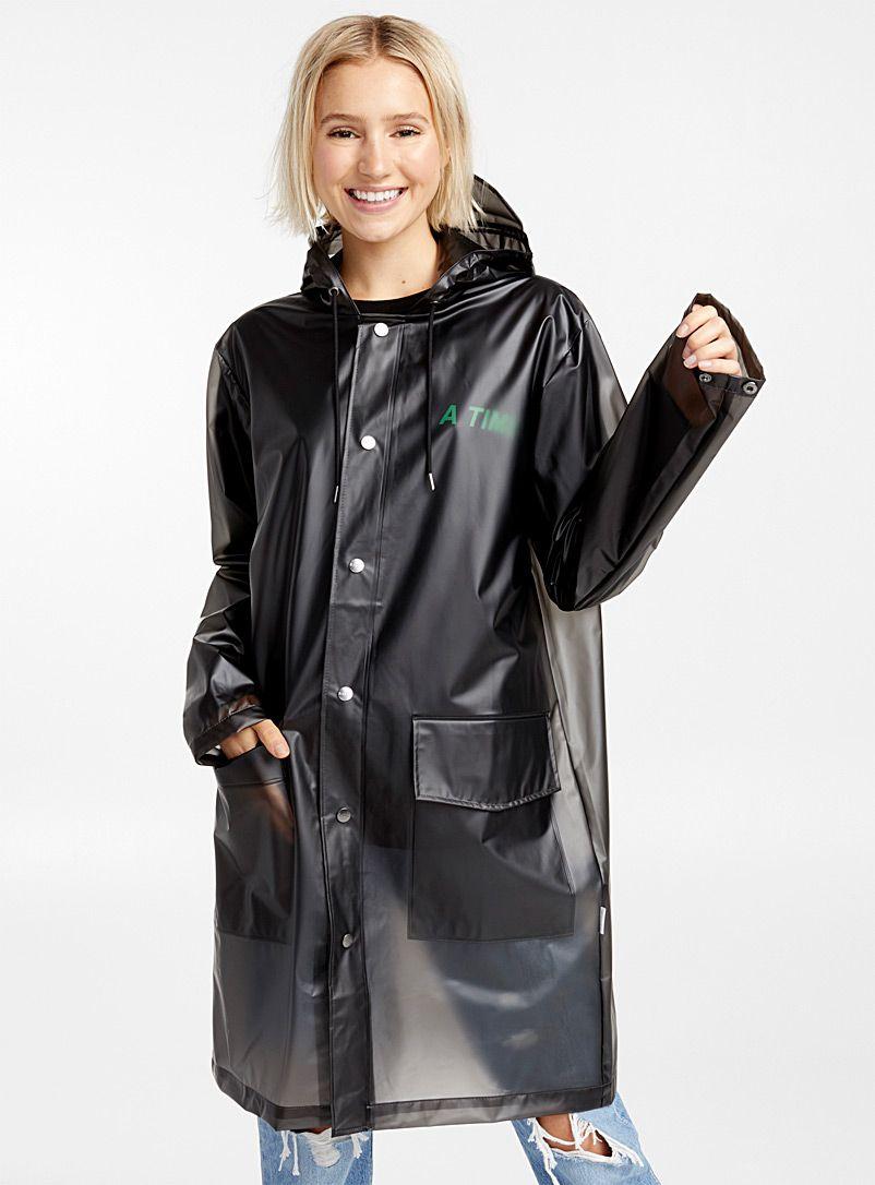Transparent raincoat | Rains | Women's Raincoats & Rain Jackets Fall/Winter 2019…