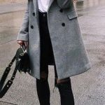 Trendy Street Style Winter Outfits, winter outfits, winter fashion Images, fashi...