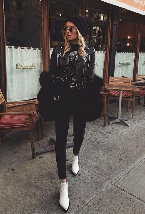 Trois bottes noires confortables et à la mode que je n'ai pas pu enlever cet hiver