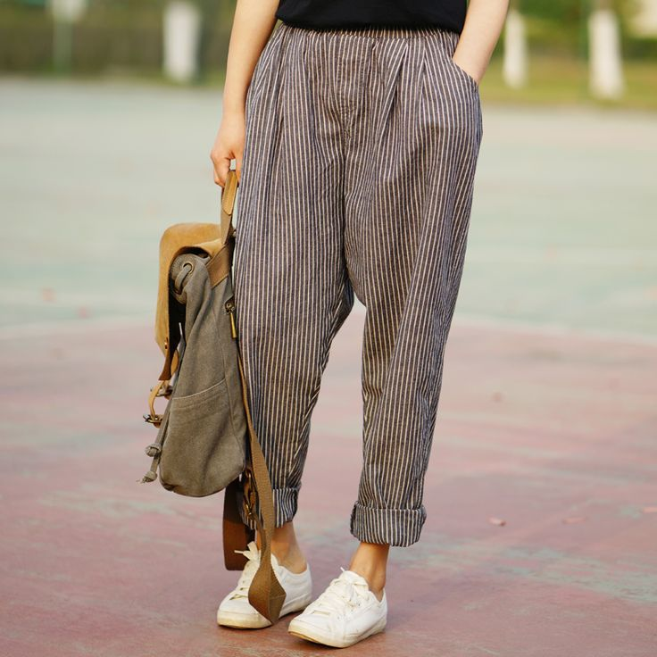 Trousers For Women 2016 Spring & Summer Women'… – #Spring #summer #trousers #W…