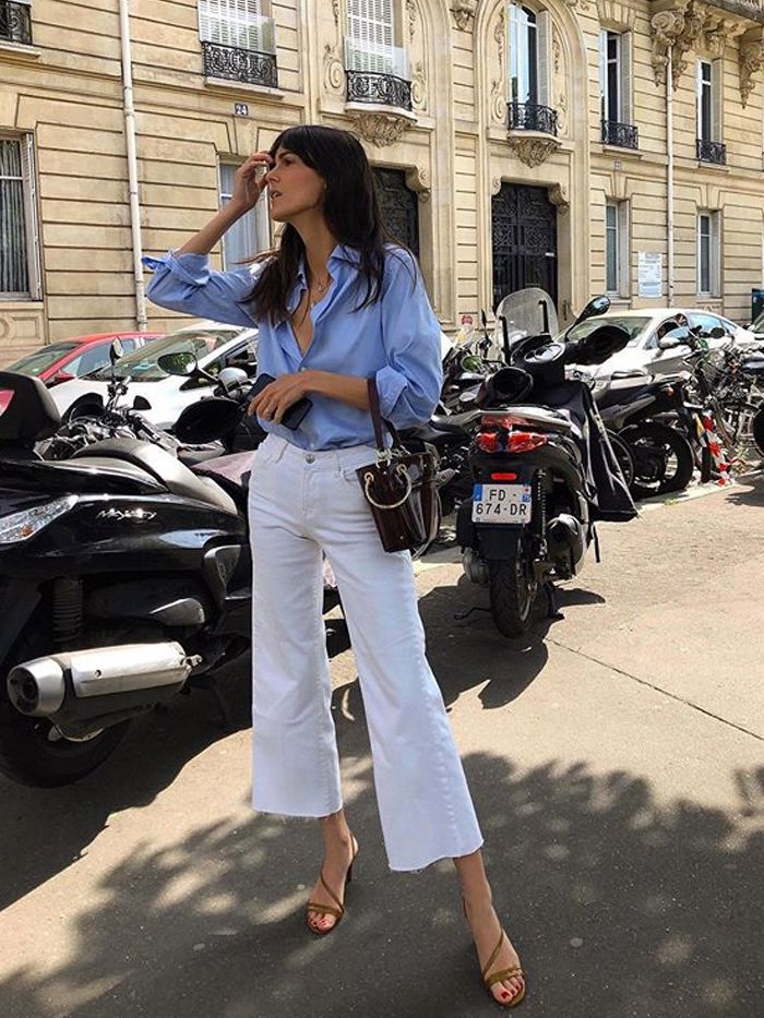 Trust Me—These 9 Work Outfit Ideas Will See You Through a Heatwave