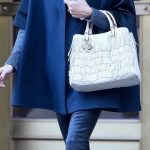 Trust Us, You'll Want a Cape After You See Olivia Palermo's Latest Outfit