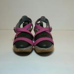 Tsubo Wedge Cork Sandals Tsubo Wedge Cork Sandals Size 7. Slight Discoloration o...