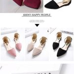 US$21.86 + Free shipping. Size(US): 5~11. Color: Black, Beige, Pink. Upper Mater...
