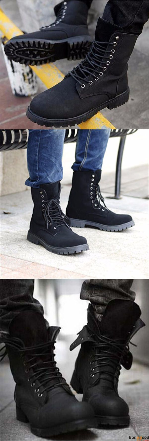 US$37.99 + Free shipping. Winter Boots, Men's Boots, British Style Boots, Fash…