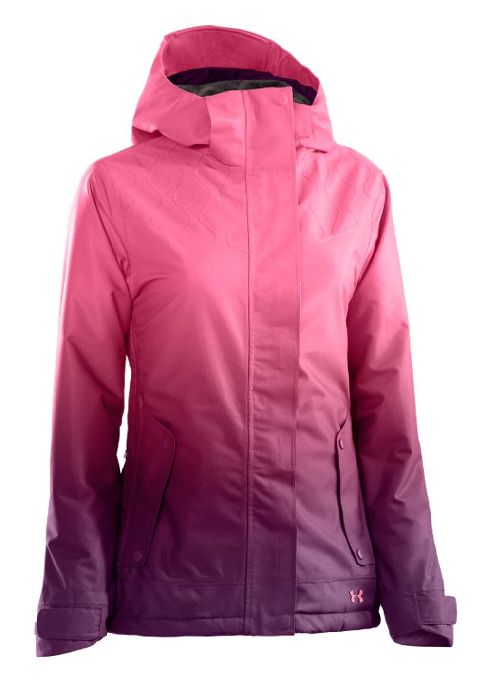 Under Armour Women's Coldgear Infrared Fader Jacket (Lollipop/Velvet/Lollipop)