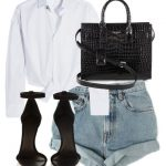 """""""Untitled #4159"""" by theeuropeancloset on Polyvore featuring Levi's, Maje, Isabel..."""