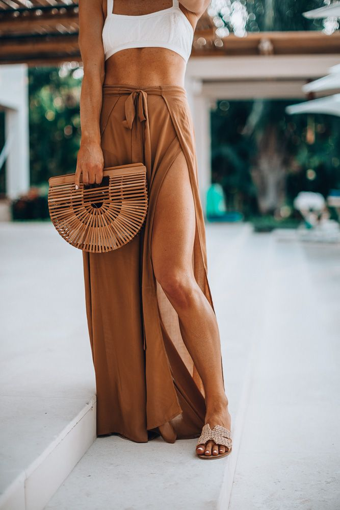 Vacation Style: Cover-Up Pants