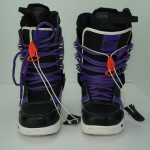 Vans Cheryl Maas Snowboard Boots US Size 7 Vans Cheryl Maas Snowboard Boots US S...