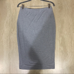 Vince Camuto Skirt Stretch Knit Pencil skirt Pencil skirt Stretch knit thin stri...