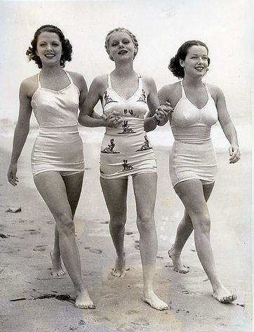 Vintage Bathing Suits!