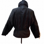 Vintage Downhill Racer Womens Ski Jacket Black S Vintage Downhill Racer  Womens ...