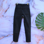 Vintage High Rise Tapered Black Mom Jeans Sz 8P Classic vintage petite high rise...