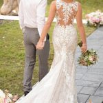 Vintage Wedding Dress with Unique Lace Details - Stella York Wedding Dresses
