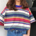 Vintage patchwork t-shirt