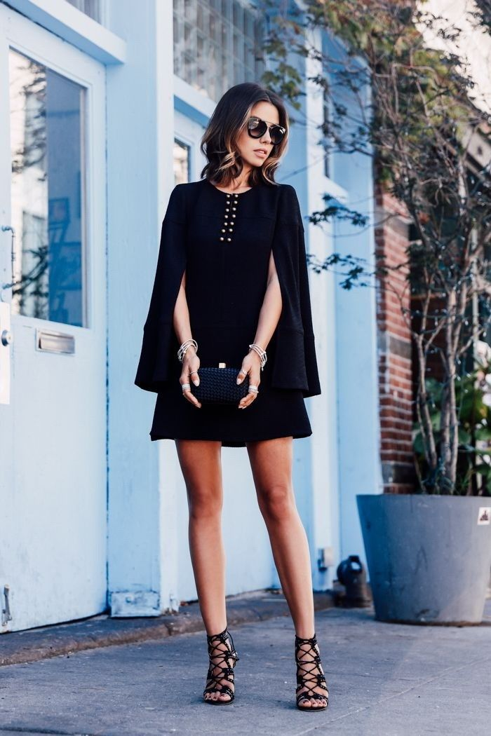 Warm Fall Days Street Style Inspiration (7)
