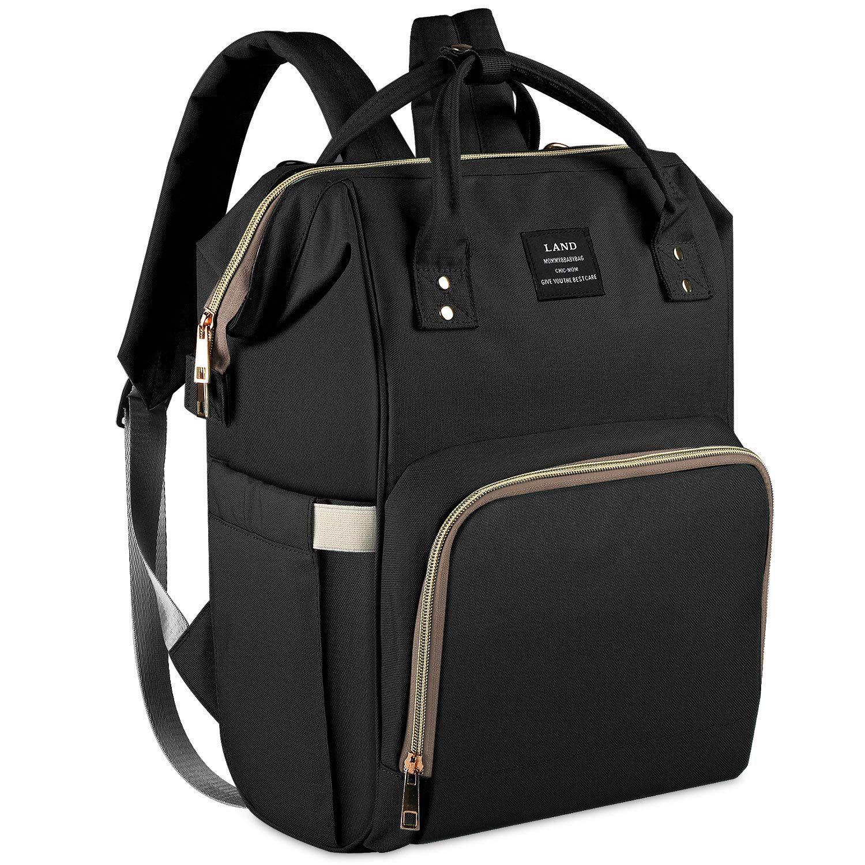 Waterproof Diaper Bag Backpack
