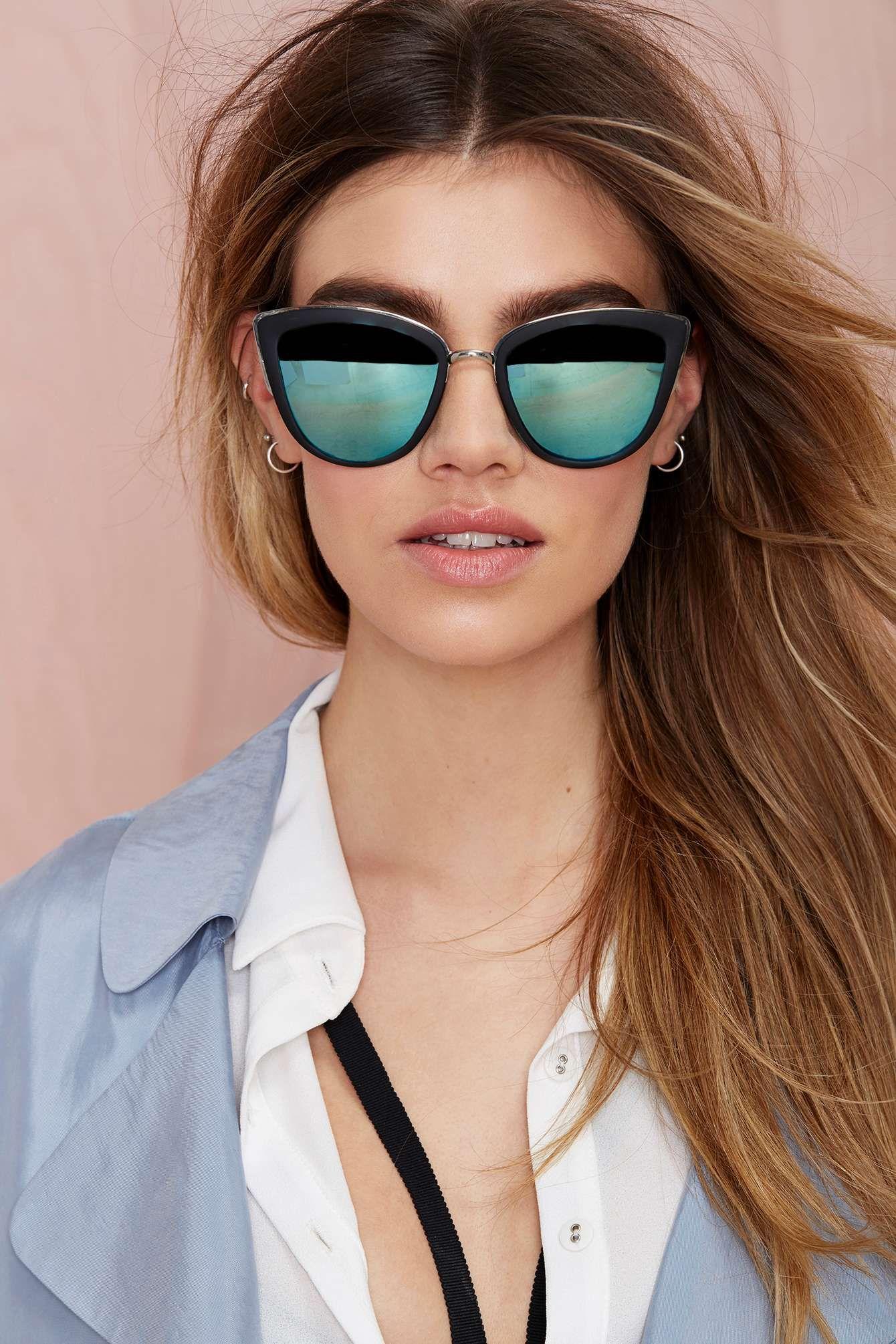 Ways to Wear Cat Eye Glasses – Glam Radar