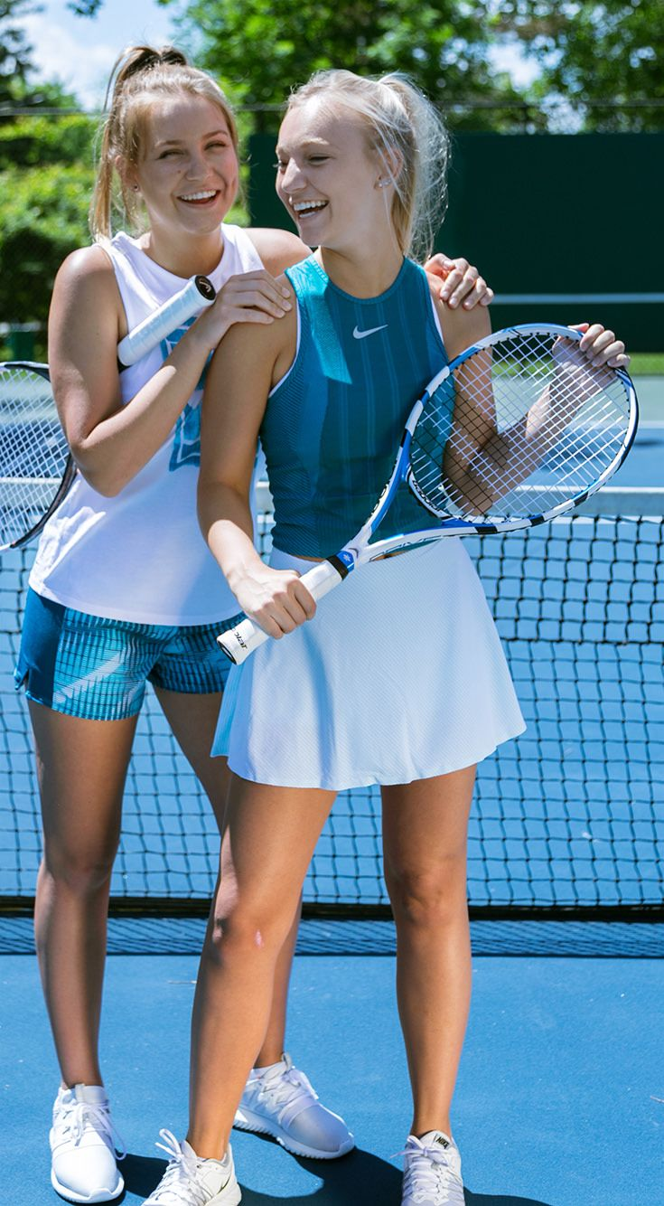 We've got all the latest women's tennis fashions and trends from Nike. Wheth…