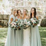 Wedding Color Trends: 30 Silver Sage Green Wedding Color Ideas