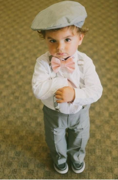 Wedding Fashion for Kids! 24 Super Adorable Flower Girl and Ring Bearer Outfits!