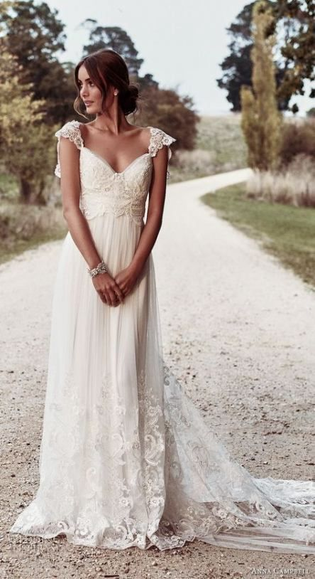 Wedding Gown Vintage Gatsby Anna Campbell 15+ Ideas For 2019