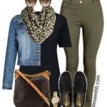 Weekend Inspiration - Plus Size Casual Outfit
