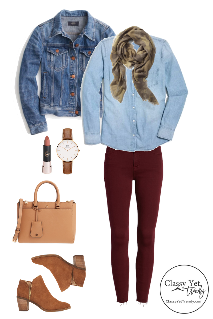 What To Wear In October: 4 Outfit Ideas