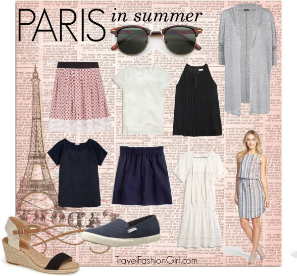 What to Wear in Paris: Packing List (2019 Update)