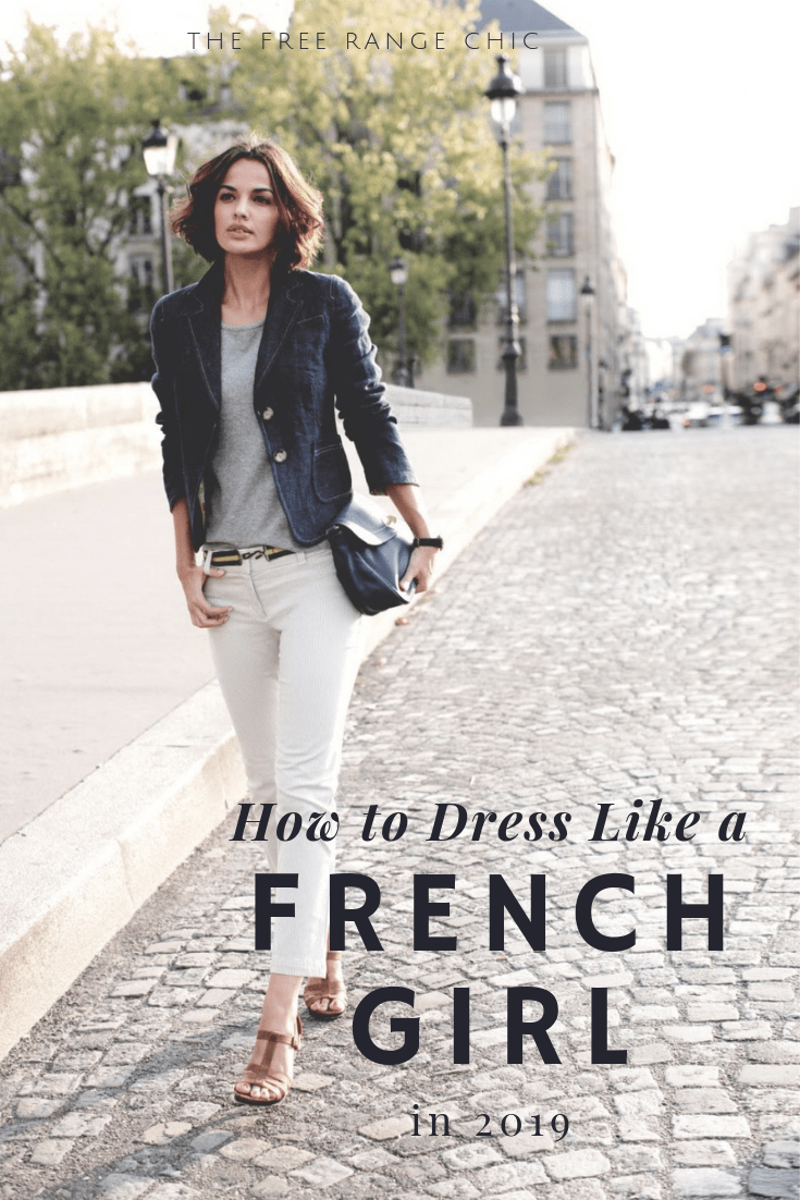 What to Wear in Paris (Spring-Summer)