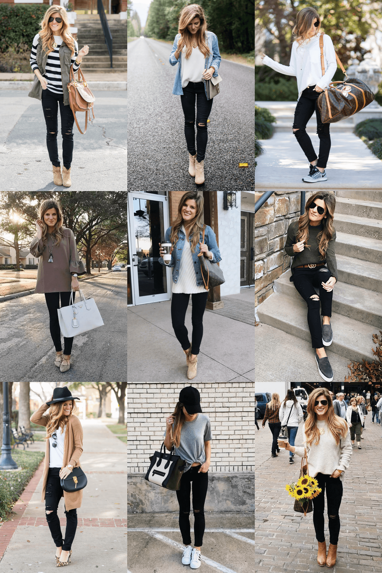 What to wear with black jeans – 30+ Black Jeans Outfit Ideas