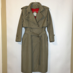 Windsor Bay Womens Insulated Trench Coat Tan, Size Tags are not Available Fits l...
