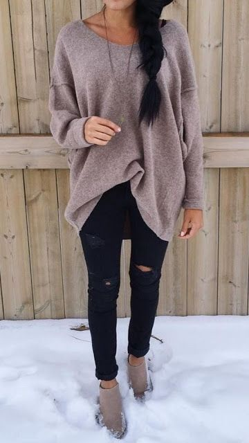 Winter Outfit Inspo: Pinterest