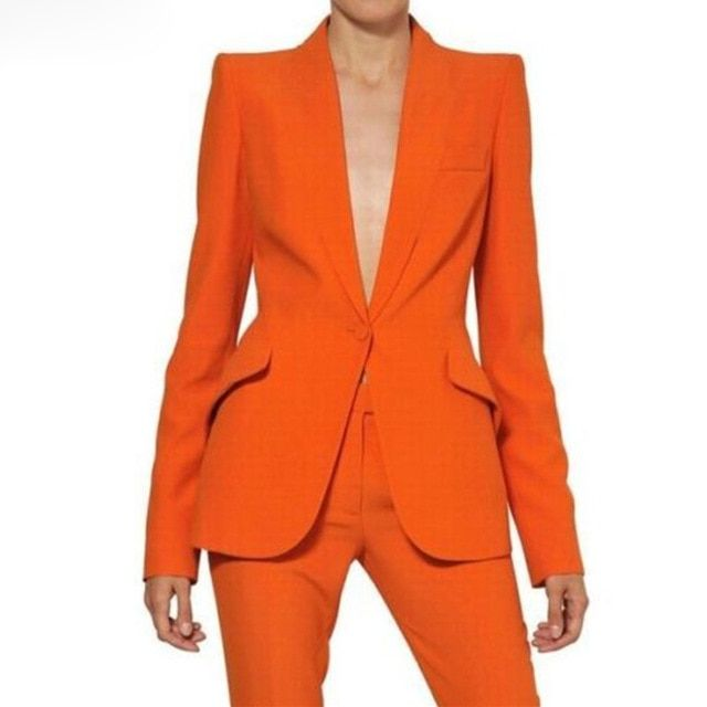 Women Pant Suits Ladies Custom – JP|Shop