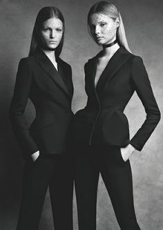Women in Suits on Pinterest | 93 Pins