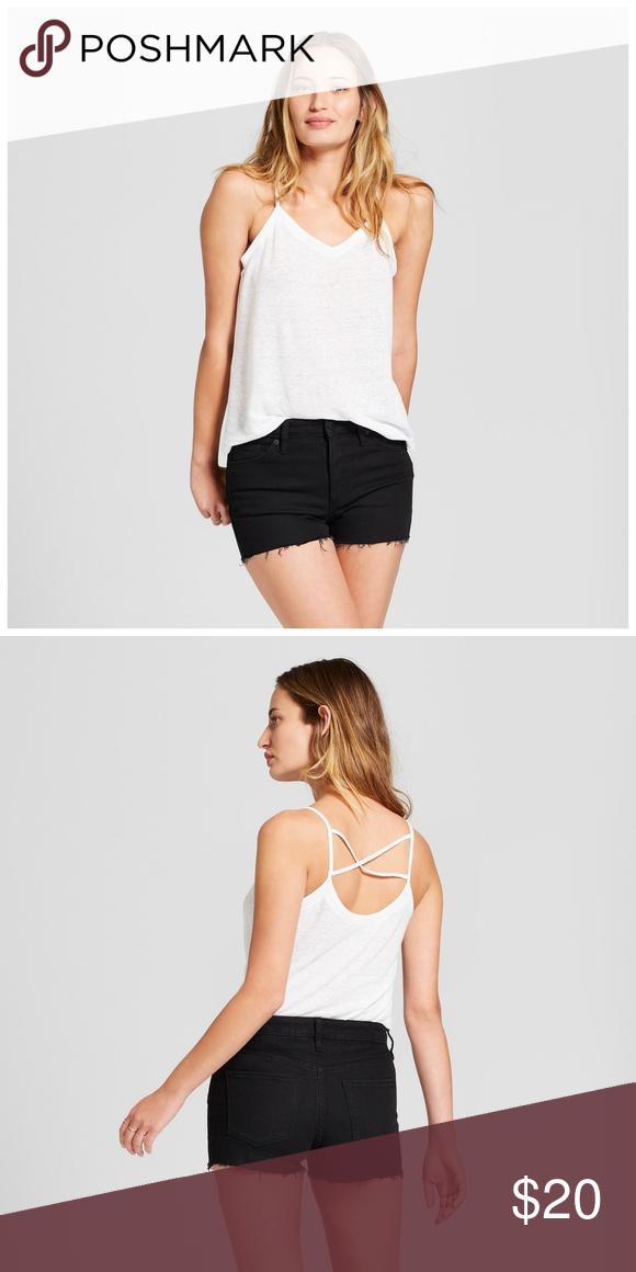 Women's High-Rise Jean Shorts – Universal Thread Women's High-Rise Jean Shorts -…