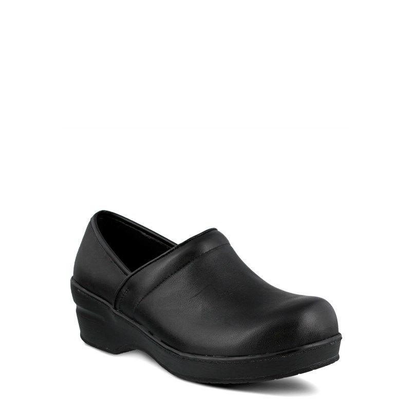 Women's Selle Wide Slip Resistant Clog