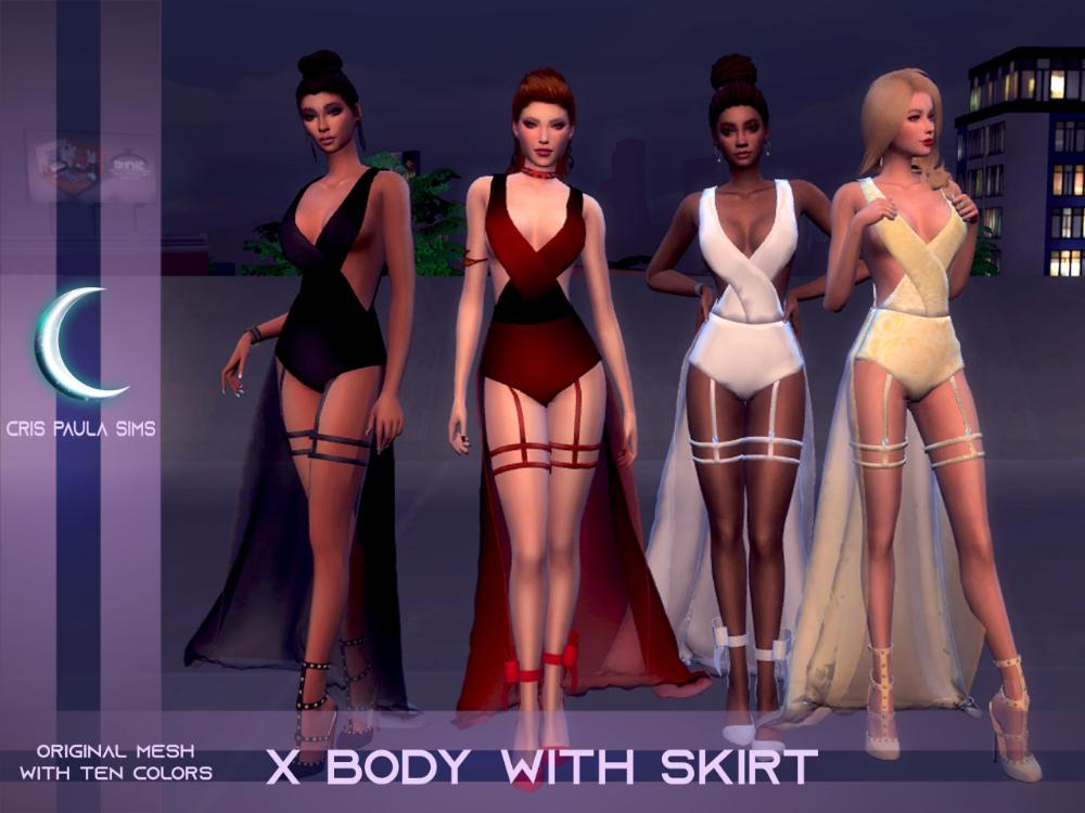 X Bodysuit
